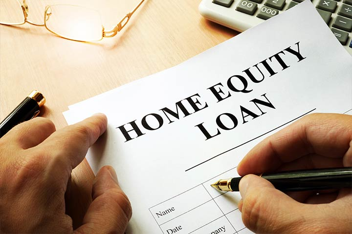 home equity loans