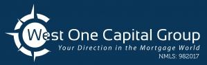 West One Capital Group, Inc.