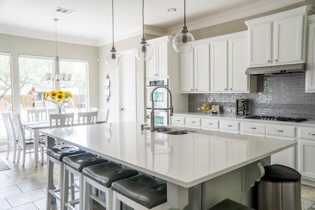 Sanford mortgage new kitchen