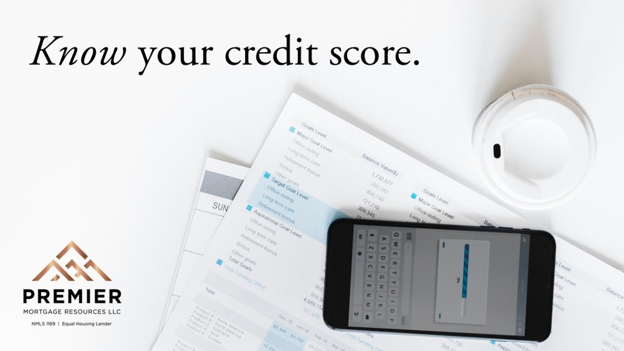 Check your credit report for accuracy once a year