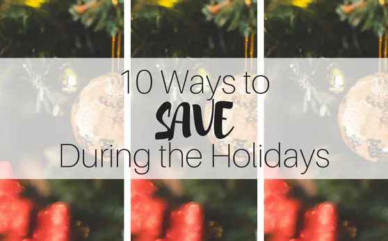 5 Ways to Save Money this Holiday Season