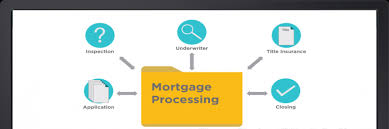 What are the Six Distinctive Steps of the Mortgage Process