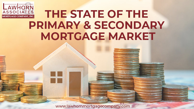 The State of the Primary & Secondary Mortgage Market