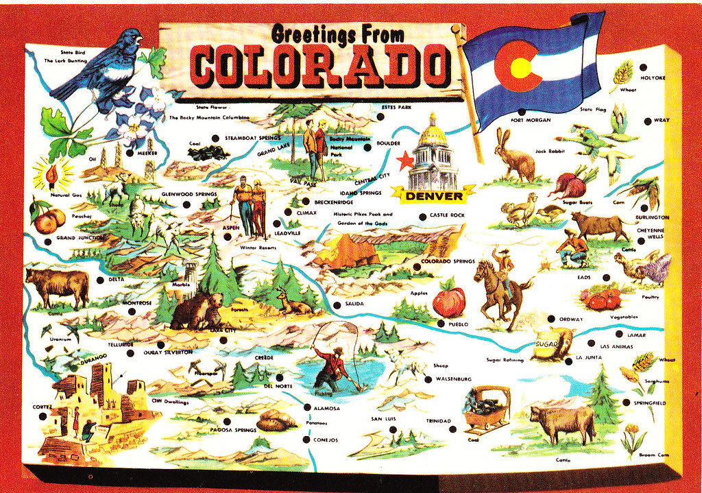 We offer residential home loans throughout beautiful Colorado.