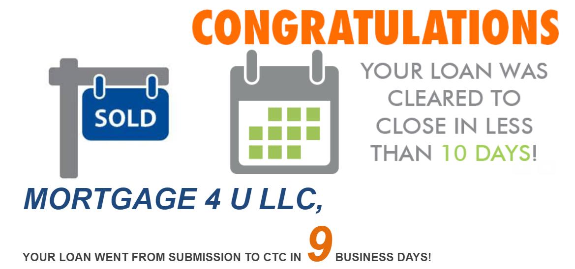 Mortgage 4 U LLC