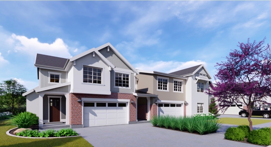 An Autumn Sky Town Home in Herriman could be your new home.
