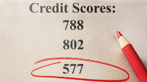 Don't let less than perfect credit get in the way of buying a home