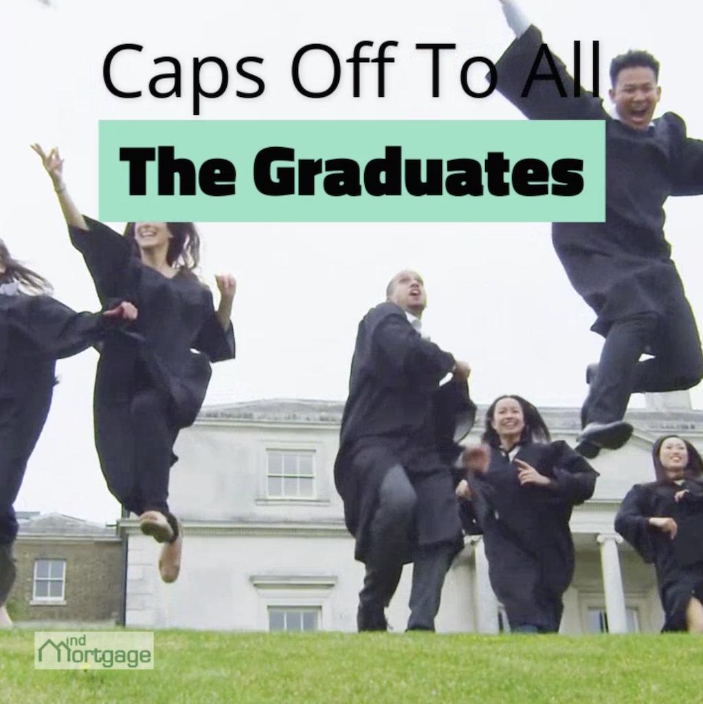 Caps Off to the Graduates