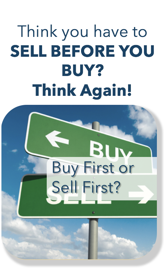 sell first