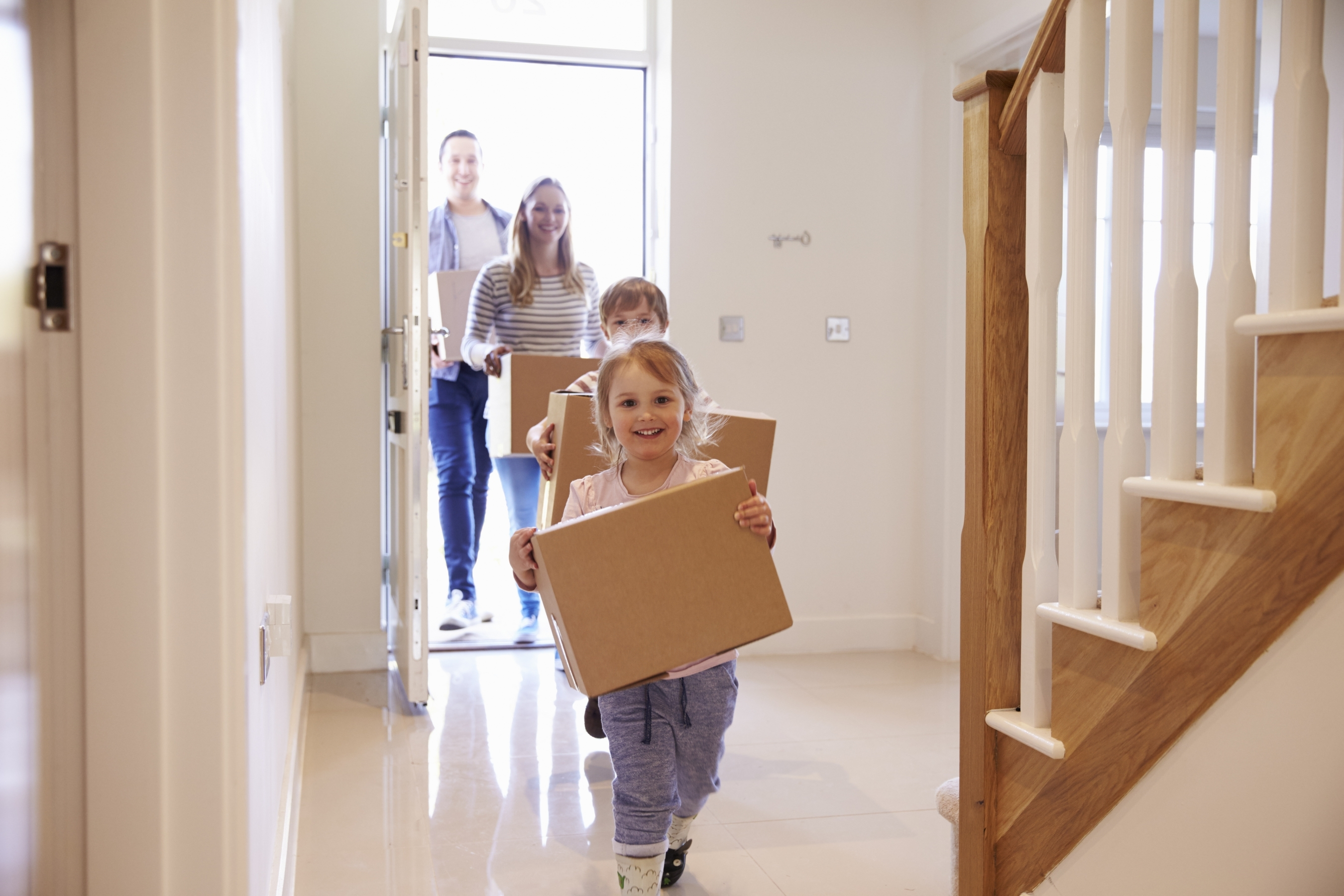 We can't wait to get you into your new home!