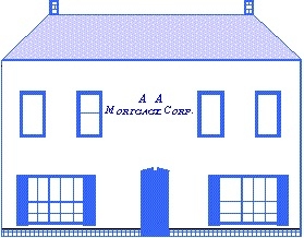 A A  Mortgage  Corp. logo