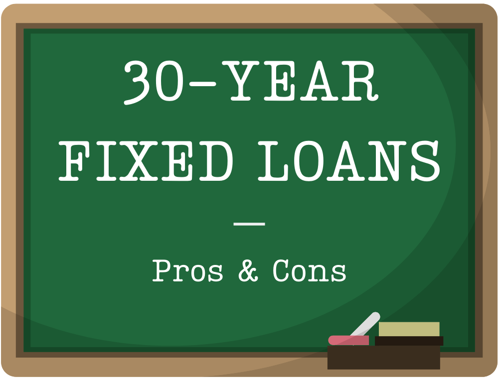 30-Year Fixed Loans: Pros & Cons