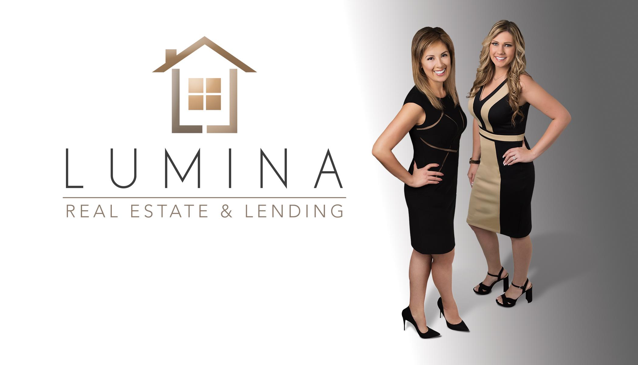 Lumina Real Estate & Lending slide #1