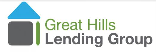 Great Hills Lending Group logo