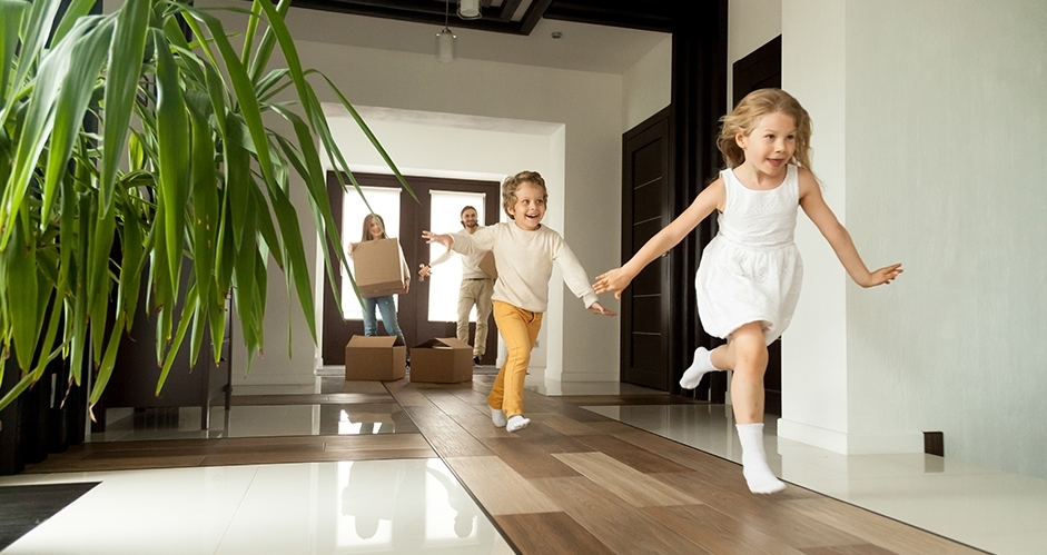 Your Family Home Is Easier Than You Think. Get Pre-Approved Today.