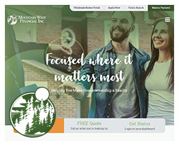 Mountain West Financial  Offering New Consumer Portal