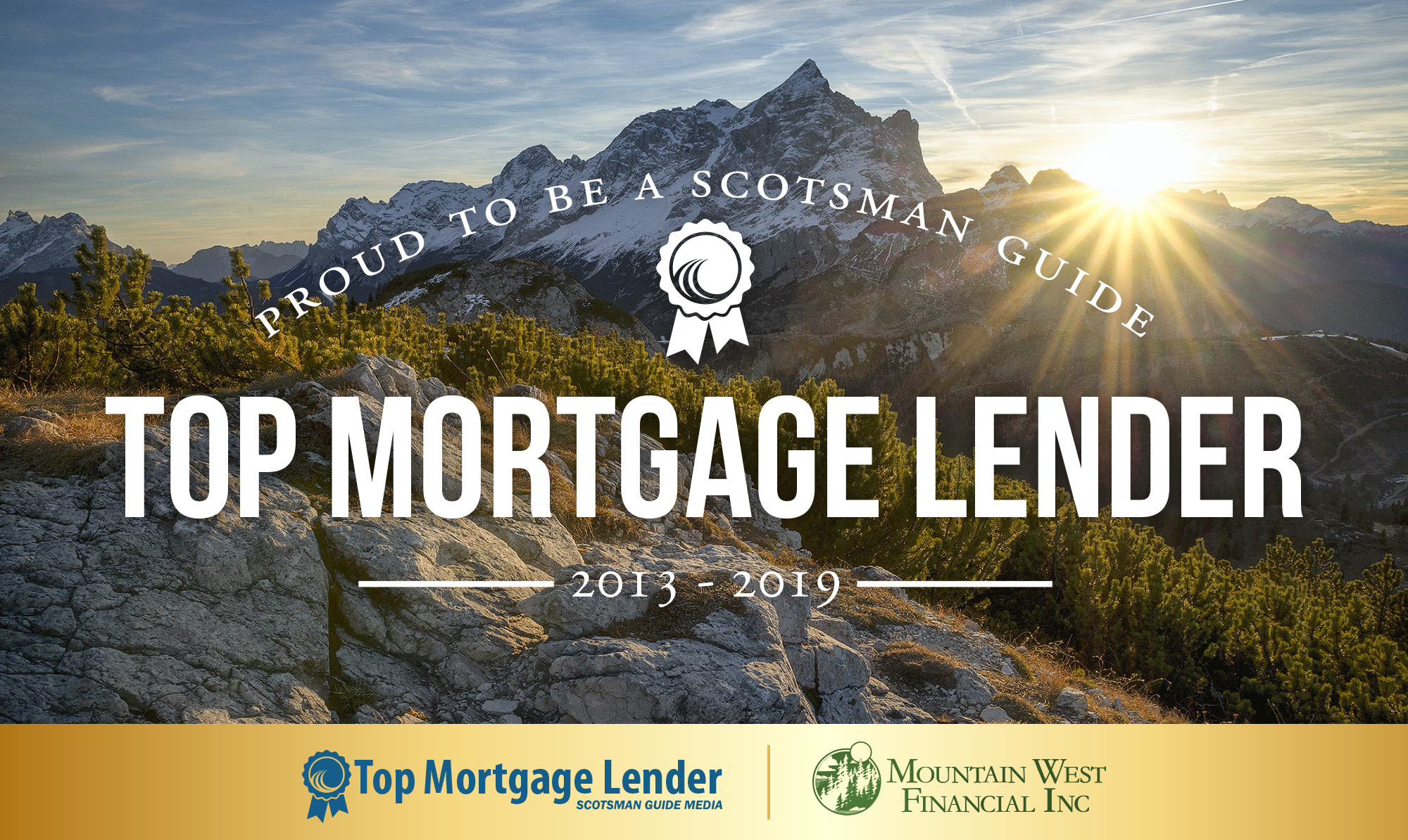 MWF Named Top Mortgage Lender
