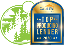Mountain West Financial, Inc. Awarded Top Producer by CalHFA