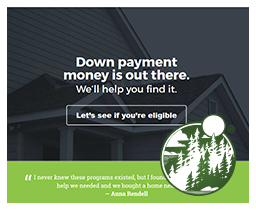 Co-Branded Down Payment Resource Links For MWF Realtor Partners