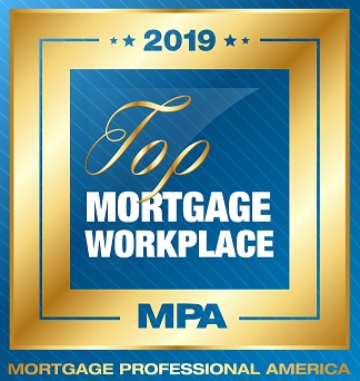 Mountain West Financial Awarded Top Mortgage Workplace