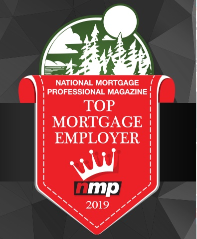 Mountain West Financial, Inc. Wins National Award as Top Mortgage Employer in 2019