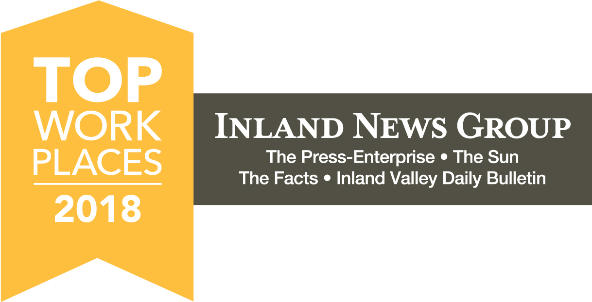 Mountain West Financial, Inc. Named Top Workplace By Inland News Group