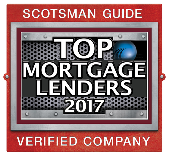 Mountain West Financial, Inc. Ranked as One of the Nation's Top Mortgage Lenders in 2017