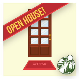 Having an Open House? We Can Help!