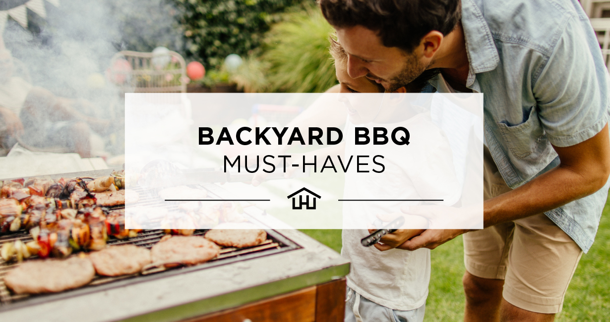 Backyard BBQ Must-Haves