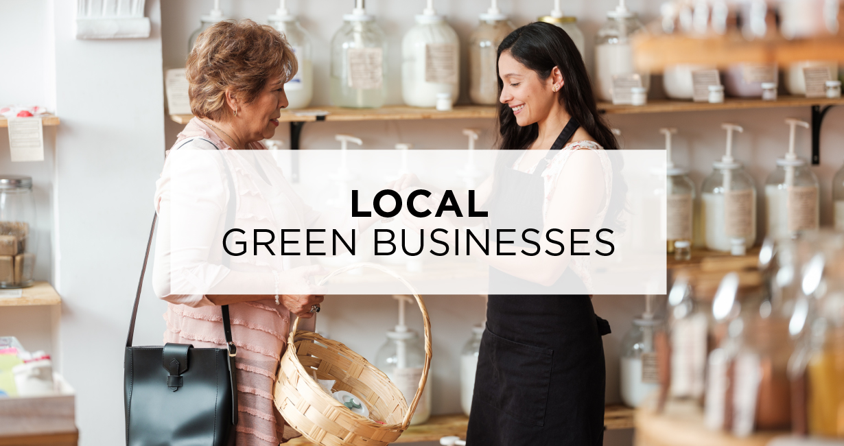 Local Green Businesses