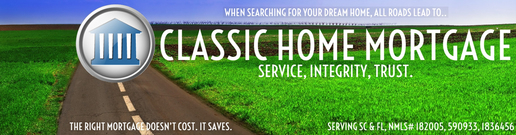 Classic Home Mortgage - South Carolina & Florida