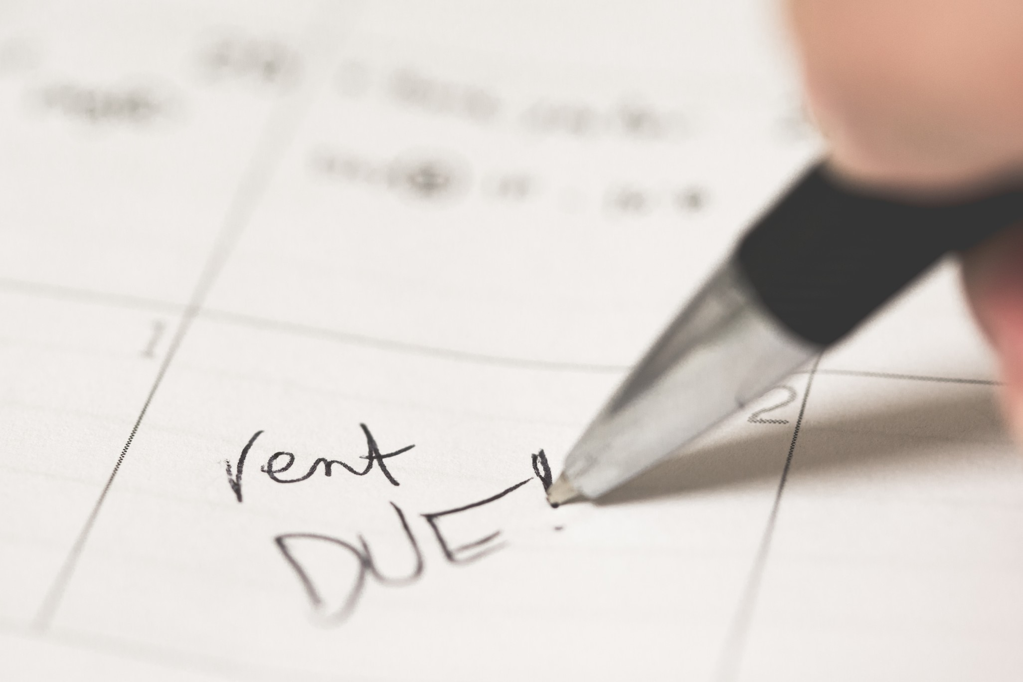 Tips for landlords going without rental income