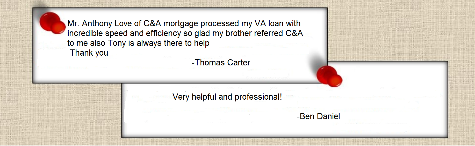 C & A Mortgage Services of Florence Inc