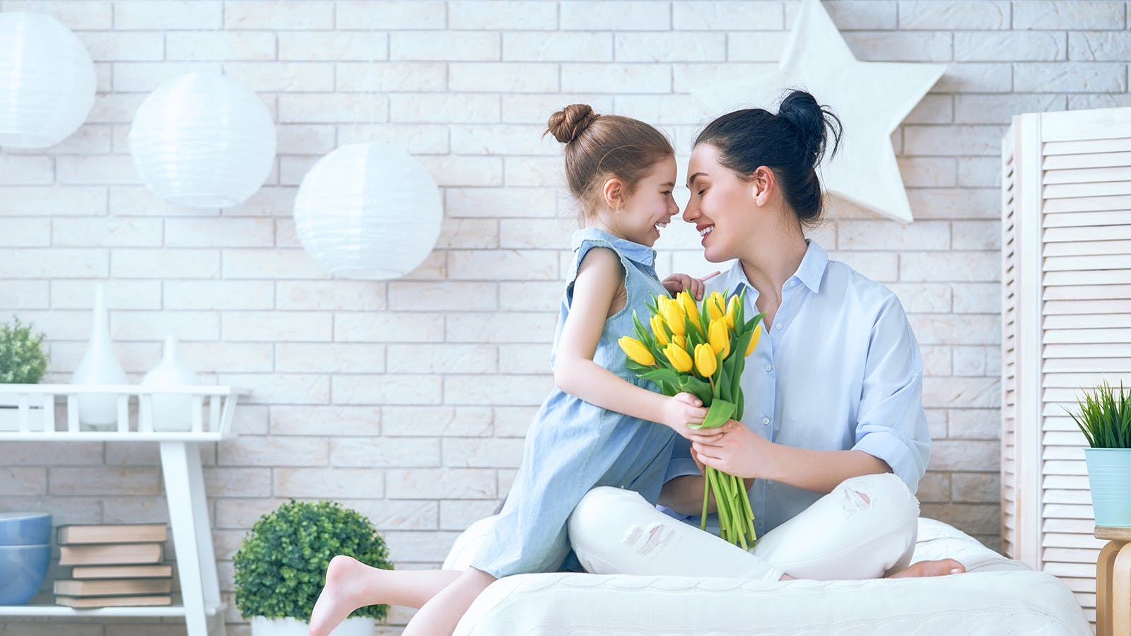 9 At-Home Mother's Day Ideas That Will Melt Her Heart