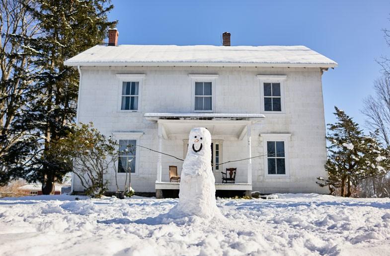 Winter Housing Market = Buyers' Wonderland