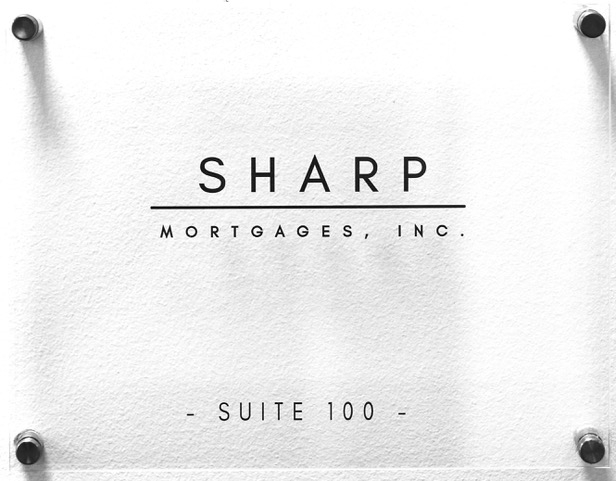 Sharp Mortgages, Inc. slide #1