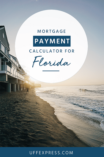 Mortgage Payment Calculator for Florida
