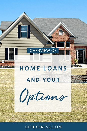 Overview of home loans and mortgage options
