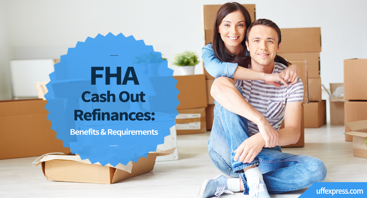 FHA cash out refinance