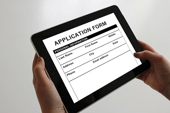 Application for buying a house