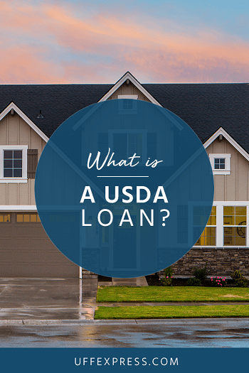 What is a USDA Loan