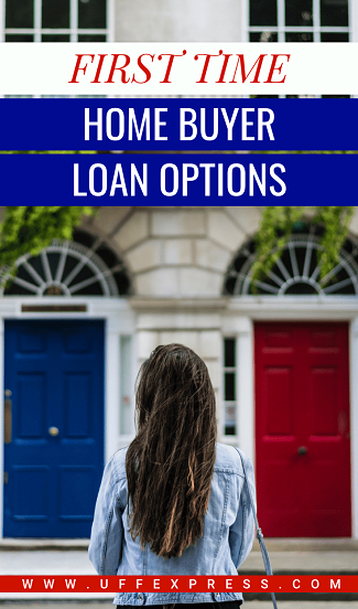 First time home buyer loan - fha and homeready