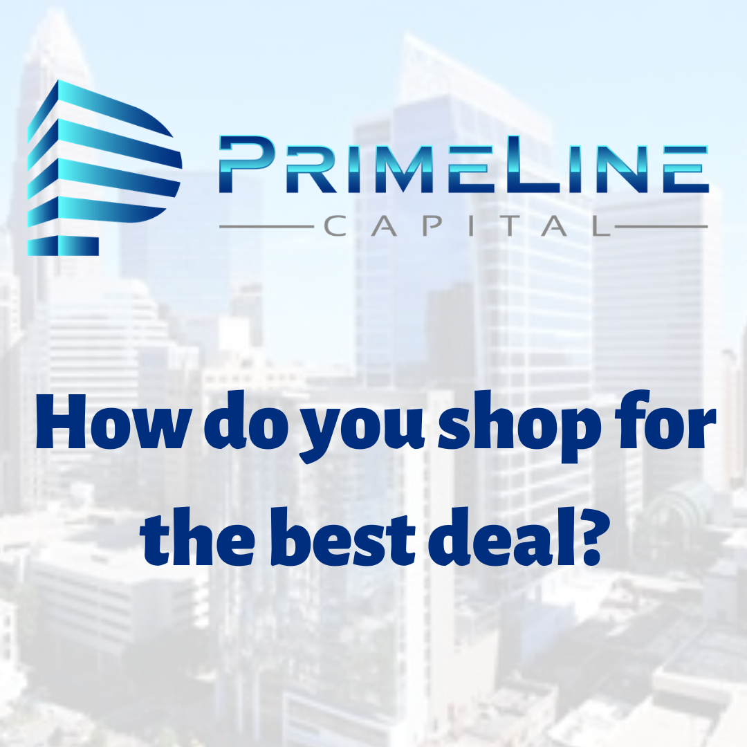 How do you shop for the best deal?