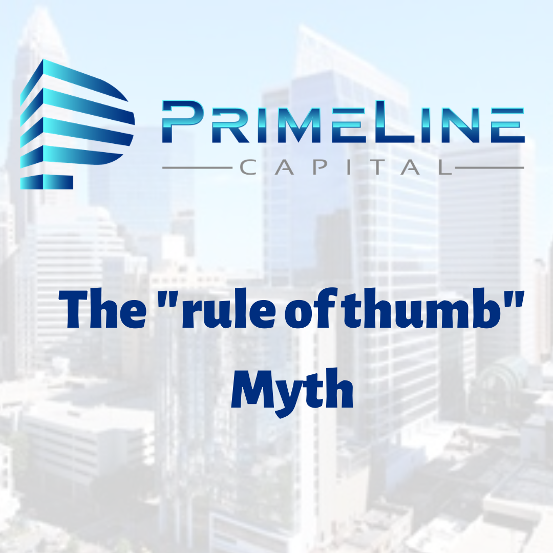 The rule of thumb myth