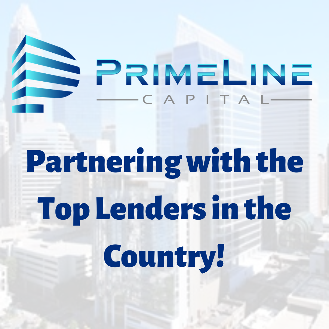 Partnering with the Top Lenders in the Country