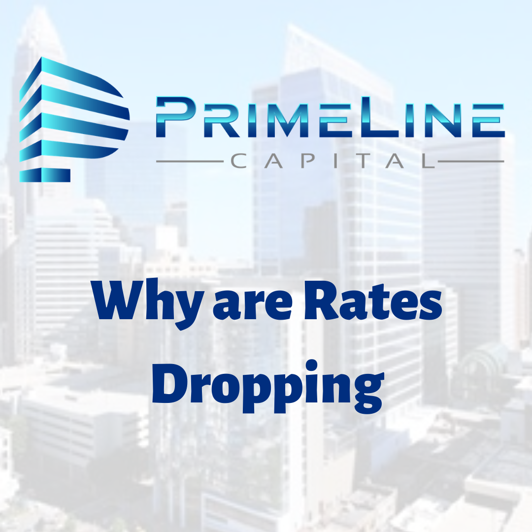 Why are rates dropping?