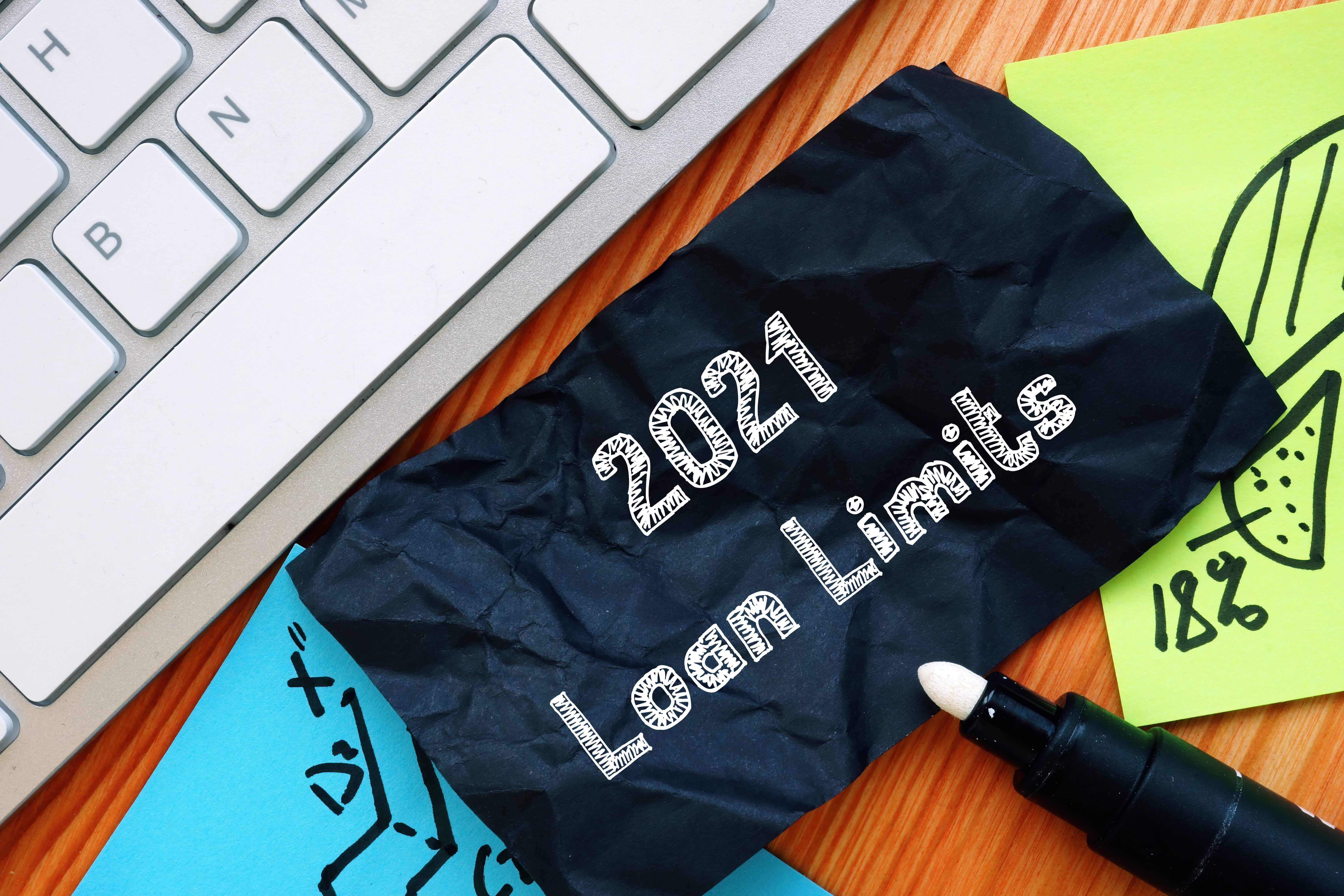 FHFA Conforming Loan Limits Rise 7% for 2021, Reflecting Hot Housing Market