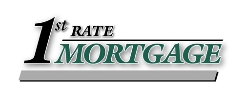 1st RATE MORTGAGE logo