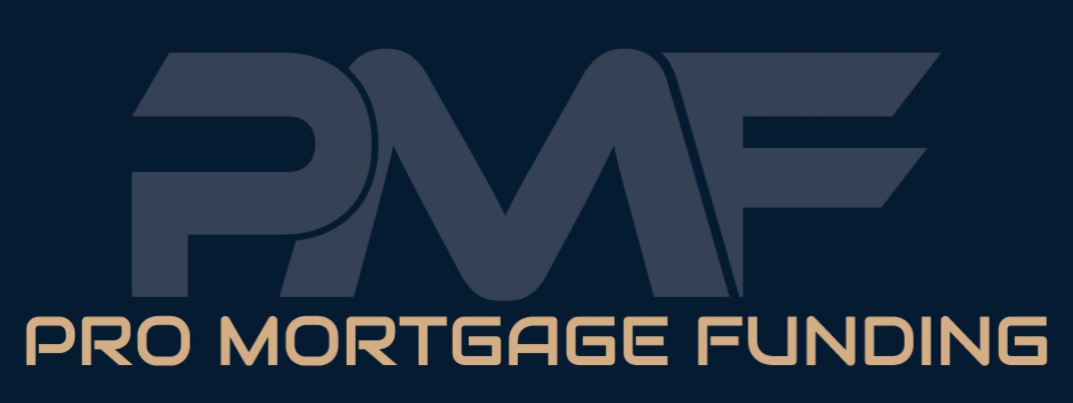 Pro Mortgage Funding logo