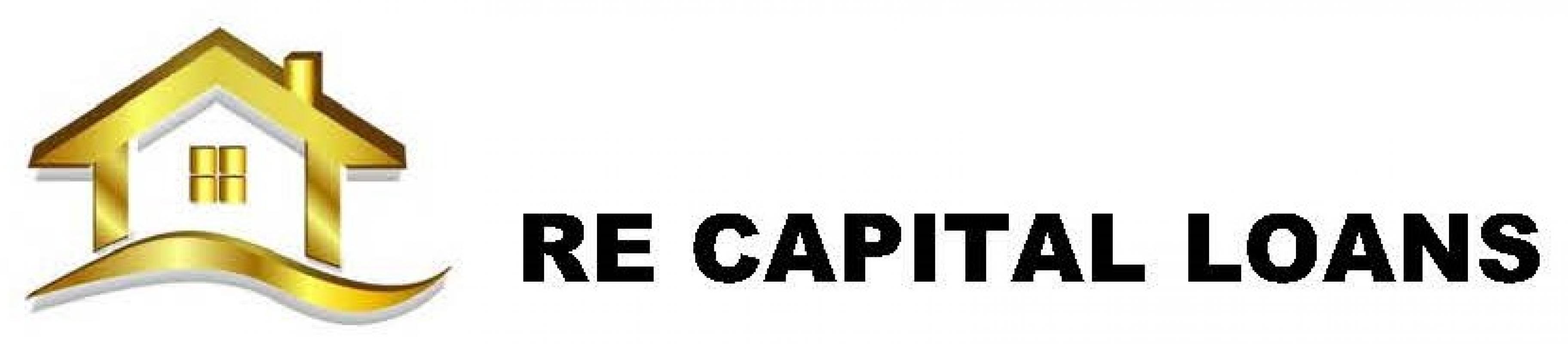 RE CAPITAL LOANS logo